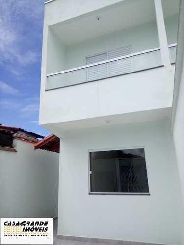 Sobrado, código 6305 em Praia Grande, bairro Caiçara