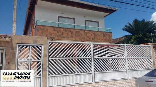 Casa de Condomínio, código 6307 em Praia Grande, bairro Caiçara