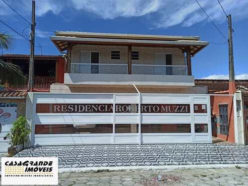 Casa de Condomínio, código 6317 em Praia Grande, bairro Maracanã