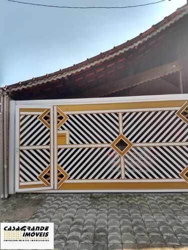 Casa, código 6319 em Praia Grande, bairro Caiçara