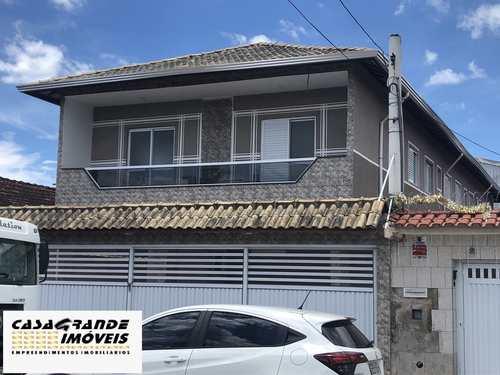 Casa de Condomínio, código 6321 em Praia Grande, bairro Maracanã