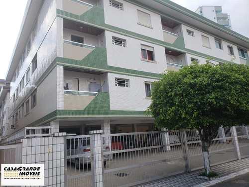 Kitnet, código 6324 em Praia Grande, bairro Caiçara