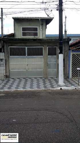 Sobrado, código 6342 em Praia Grande, bairro Ocian