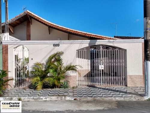 Casa, código 6359 em Praia Grande, bairro Caiçara