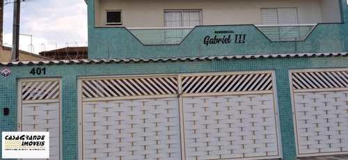 Casa, código 6390 em Praia Grande, bairro Melvi