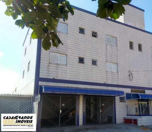 Kitnet, código 6396 em Praia Grande, bairro Caiçara