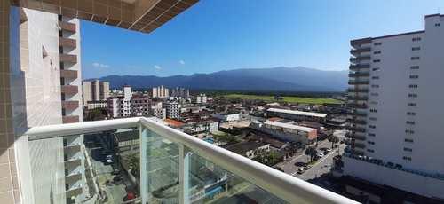 Apartamento, código 6415 em Praia Grande, bairro Guilhermina