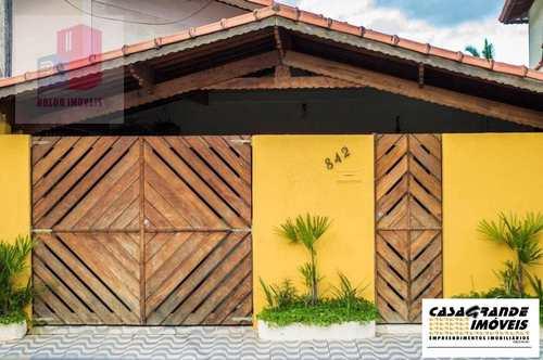 Casa, código 6420 em Praia Grande, bairro Canto do Forte
