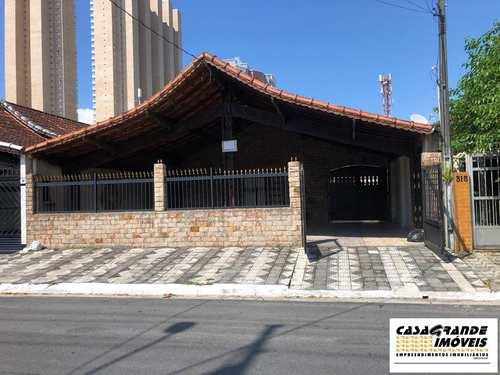 Casa, código 6440 em Praia Grande, bairro Mirim