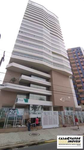 Apartamento, código 6480 em Praia Grande, bairro Aviação