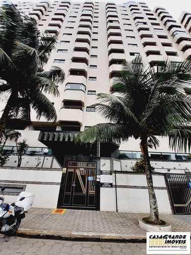 Apartamento, código 6512 em Praia Grande, bairro Maracanã
