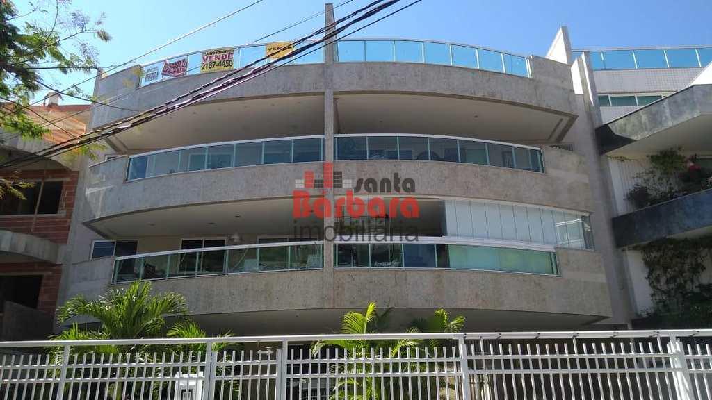 Cobertura em Rio de Janeiro, no bairro Recreio dos Bandeirantes