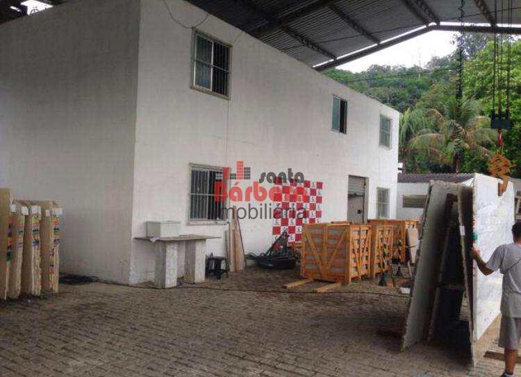 Galpão em Rio de Janeiro, no bairro Vargem Grande