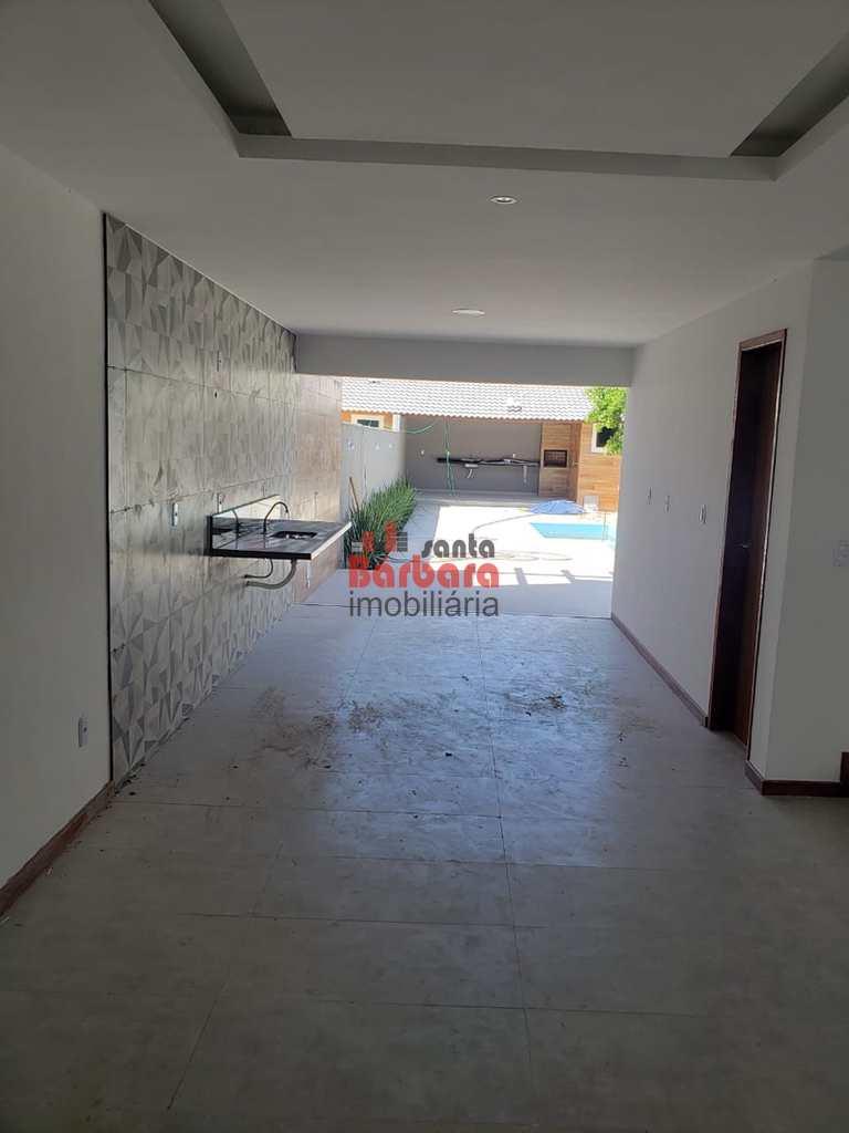 Casa em Maricá, no bairro Barroco (Itaipuaçu)