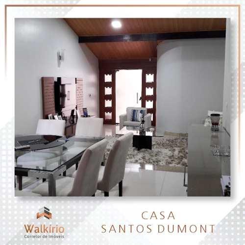 Casa, código 202 em Governador Valadares, bairro Santos Dumont I