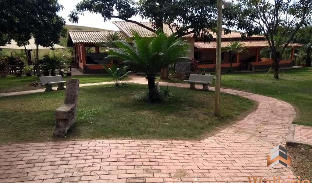 Chácara em Governador Valadares, bairro Chácaras Recanto dos Sonhos