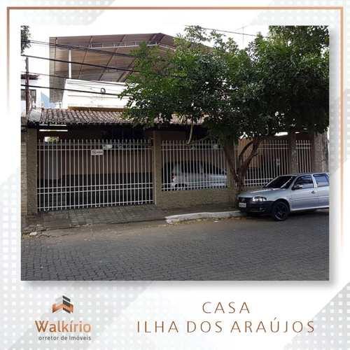 Casa, código 247 em Governador Valadares, bairro Ilha dos Araújos