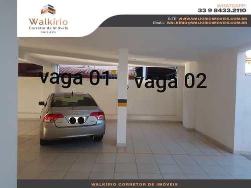 Apartamento, código 262 em Governador Valadares, bairro Nossa Senhora das Graças