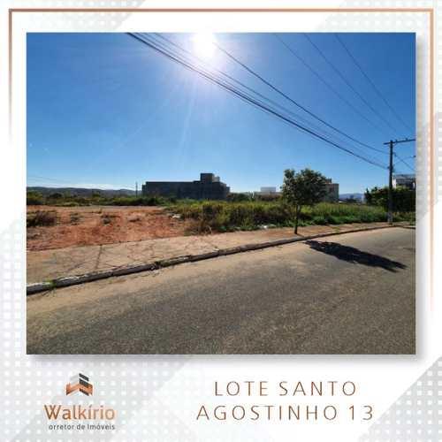 Terreno, código 278 em Governador Valadares, bairro Santo Agostinho