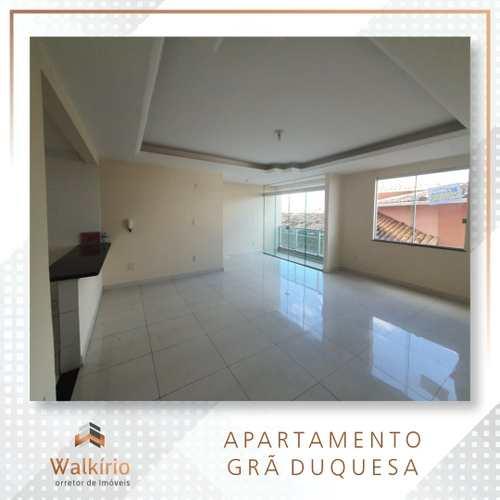 Apartamento, código 287 em Governador Valadares, bairro Grã-Duquesa
