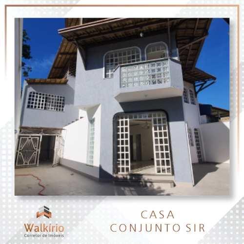 Casa, código 316 em Governador Valadares, bairro Sir