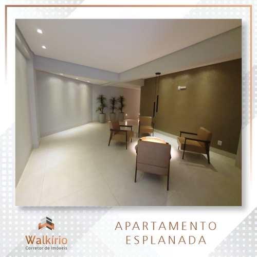 Apartamento, código 317 em Governador Valadares, bairro Esplanada