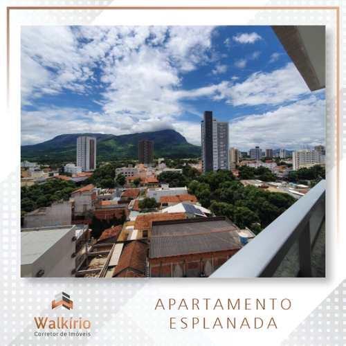 Apartamento, código 318 em Governador Valadares, bairro Esplanada