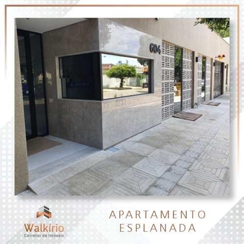 Apartamento, código 319 em Governador Valadares, bairro Esplanada
