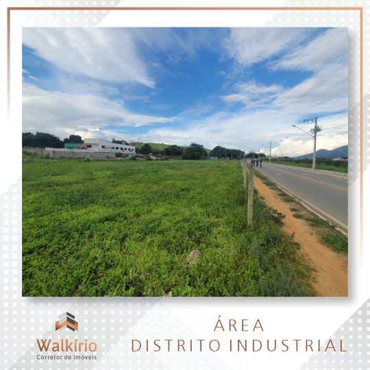 Terreno em Governador Valadares, no bairro Distrito Industrial