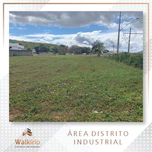 Terreno, código 320 em Governador Valadares, bairro Distrito Industrial