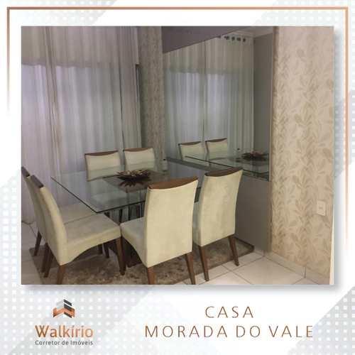Casa, código 321 em Governador Valadares, bairro Morada do Vale