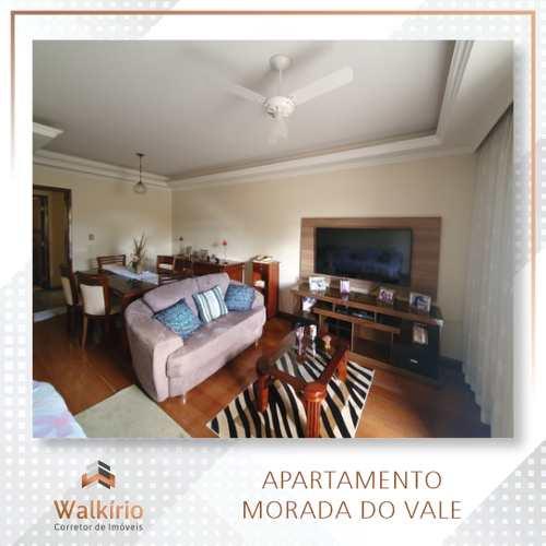 Apartamento, código 339 em Governador Valadares, bairro Morada do Vale