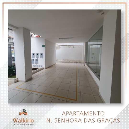 Apartamento em Governador Valadares, no bairro Nossa Senhora das Graças