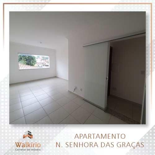 Apartamento, código 341 em Governador Valadares, bairro Nossa Senhora das Graças