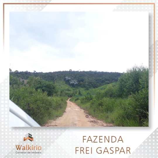 Fazenda em Frei Gaspar, no bairro Frei Gaspar