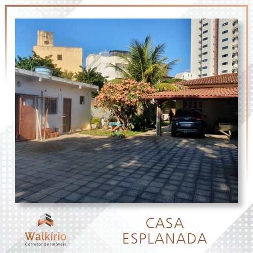 Casa, código 361 em Governador Valadares, bairro Esplanada