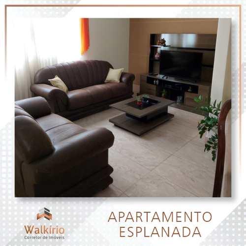 Apartamento, código 363 em Governador Valadares, bairro Esplanada