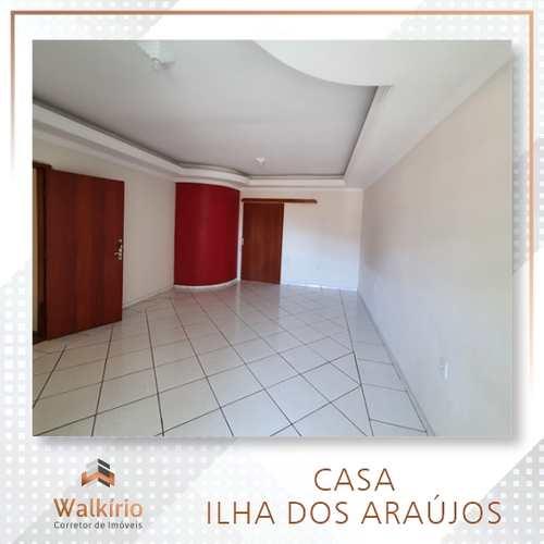 Casa, código 371 em Governador Valadares, bairro Ilha dos Araújos