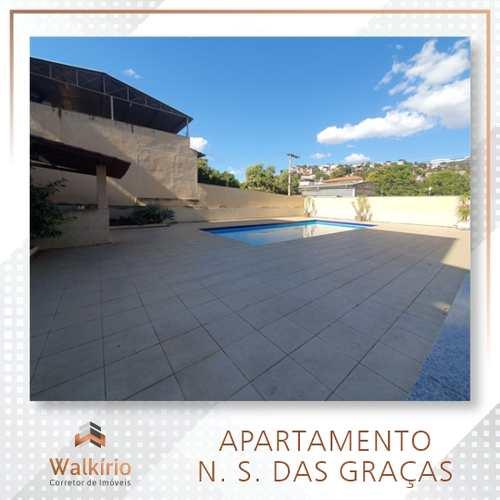 Apartamento, código 373 em Governador Valadares, bairro Nossa Senhora das Graças