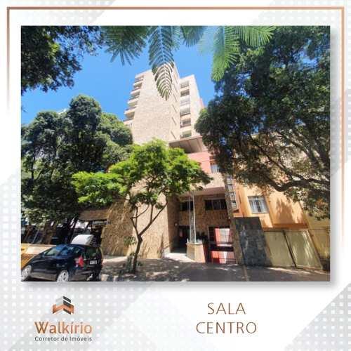 Sala Comercial, código 384 em Governador Valadares, bairro Centro
