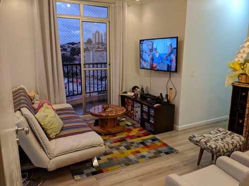 Apartamento, código 4860 em Osasco, bairro Cidade das Flores