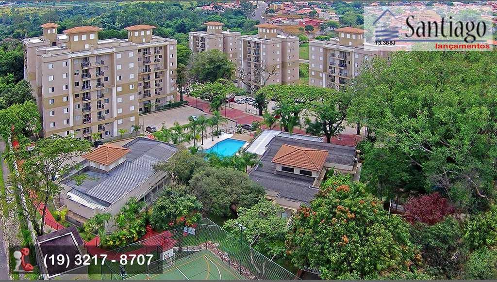 Empreendimento em Campinas, no bairro Parque Fazendinha