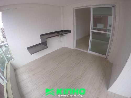 Apartamento, código AP493 em Praia Grande, bairro Canto do Forte