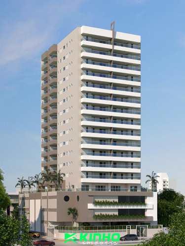Apartamento, código AP499 em Praia Grande, bairro Caiçara