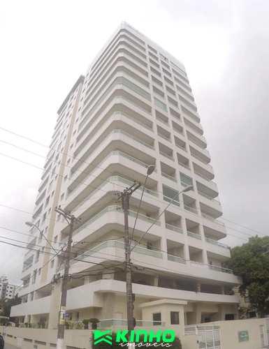 Apartamento, código AP553 em Praia Grande, bairro Boqueirão
