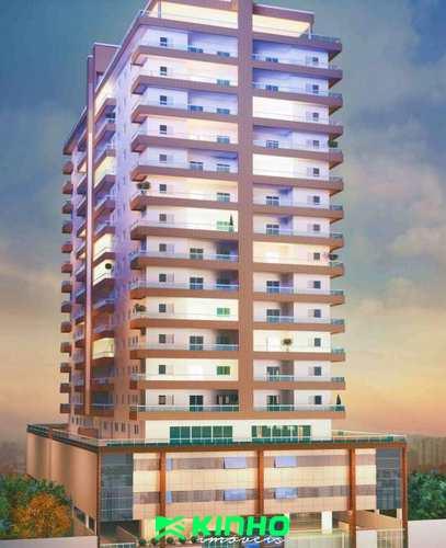 Apartamento, código AP569 em Praia Grande, bairro Caiçara
