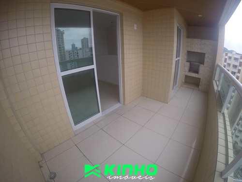 Apartamento, código AP594 em Praia Grande, bairro Guilhermina
