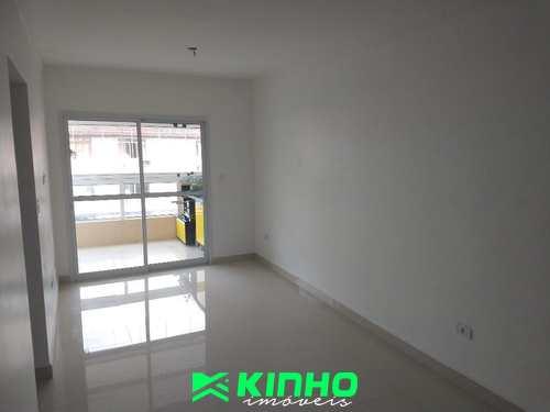 Apartamento, código AP614 em Praia Grande, bairro Canto do Forte