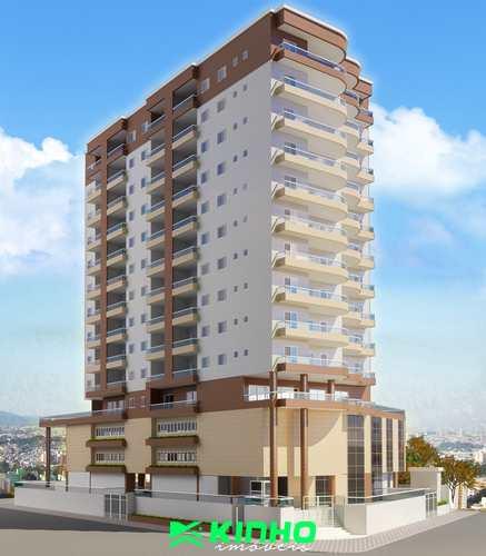 Apartamento, código AP663 em Praia Grande, bairro Caiçara