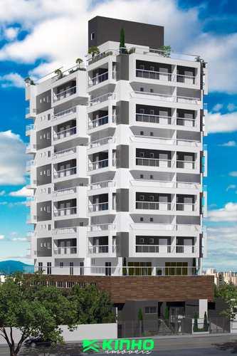Apartamento, código AP672 em Praia Grande, bairro Canto do Forte